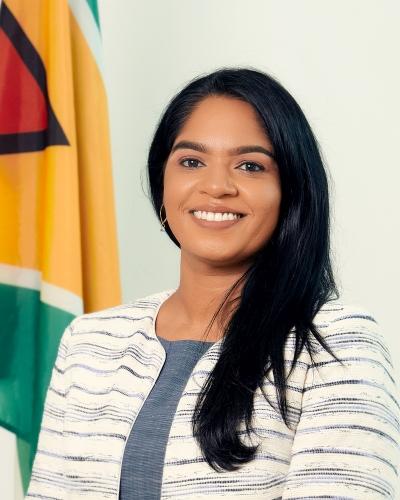 Hon. Sonia Savitri Parag